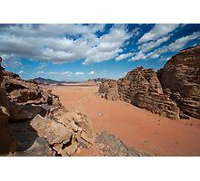 Wadi Rum Photographic Print