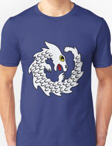 Cute Falkor The Luck Dragon Design Unisex T-Shirt