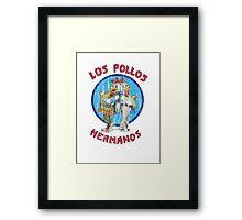 Los Pollos Hermanos Framed Print