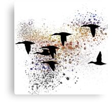 The Flying V Canvas Print