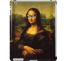 Color is just fit for my charming eyes iPad Case/Skin
