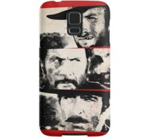 the good,the bad,and the ugly Samsung Galaxy Case/Skin