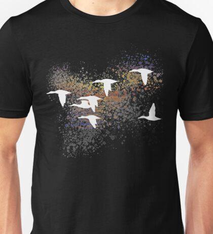 The Flying V Black Variant Unisex T-Shirt