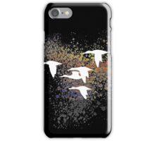 The Flying V Black Variant iPhone Case/Skin