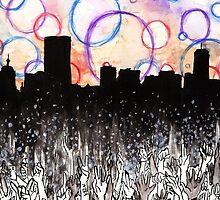 Our City by Amanda Bush