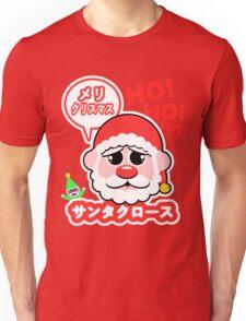 Super Kawaii Santa Claus Unisex T-Shirt