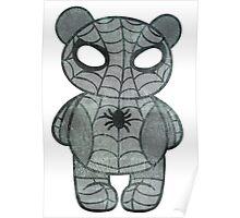 Spider Bear Poster