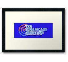The Dreamcast Junkyard Framed Print