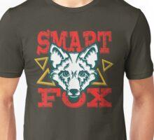 Smart fox Unisex T-Shirt
