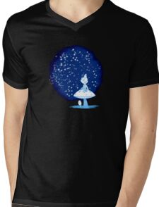 There Are So Many Stars! Mens V-Neck T-Shirt
