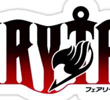 Fairy Tail Season II Sticker