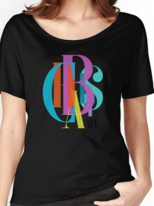 Colours 61 Women's Relaxed Fit T-Shirt