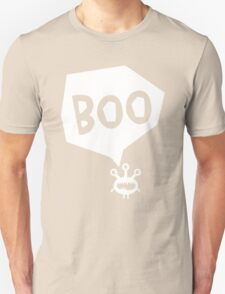 Boo T-Shirt, Funny Halloween Custom Gift For Women And Men Unisex T-Shirt