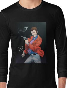 LT3 - Red Jacket Long Sleeve T-Shirt