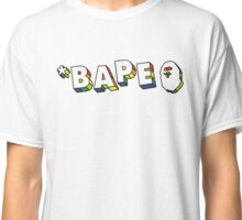 BAPE X RAINBOW  Classic T-Shirt