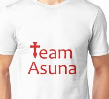 Sword Art Online - Team Asuna - (Designs4You) Unisex T-Shirt