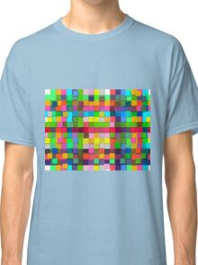 Colorful vector sticky notes Classic T-Shirt
