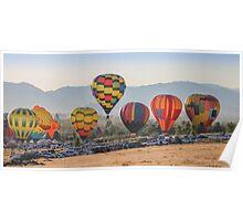 Reno Air Balloon Race Poster