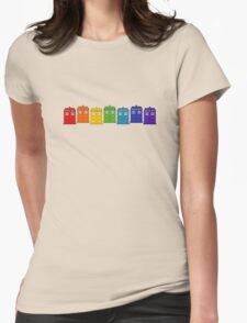 Police Box Rainbow T-Shirt