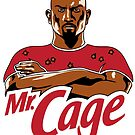 Mr. Cage by kentcribbs
