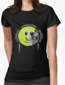 Smile Monster Womens Fitted T-Shirt