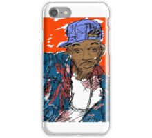 90s Style Fresh Prince  iPhone Case/Skin