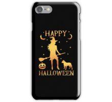 Happy Halloween, Funny Halloween Custom Gift For Men Or Women iPhone Case/Skin