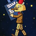 Halloween Doctor Who by Imran Nalla