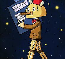 Halloween Doctor Who by Imran Nalla