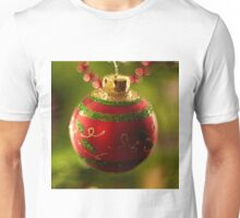 Christmas Bauble Unisex T-Shirt