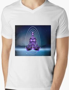 Astral Travel (part 2, Mountains of Loneliness) Mens V-Neck T-Shirt