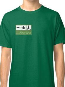 Slackline- Yoga lining Classic T-Shirt