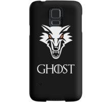 Direwolf Ghost Samsung Galaxy Case/Skin