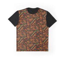 Cheeseburgers Graphic T-Shirt