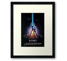 Tron Framed Print