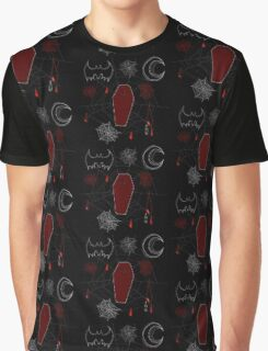 Blood Crypt Graphic T-Shirt