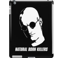 Natural Born Killers - Mickey Knox - White iPad Case/Skin