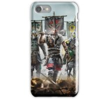 For Honor #1 iPhone Case/Skin