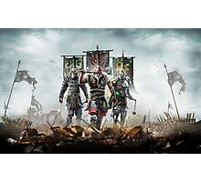 For Honor #1 Photographic Print