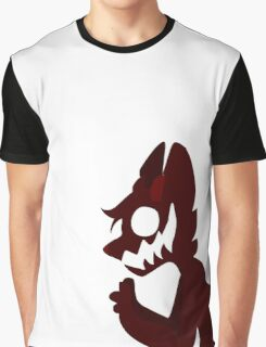 Creepy 3 Graphic T-Shirt