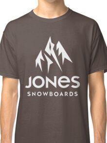 j.o.n.e.s jones snowboards Classic T-Shirt