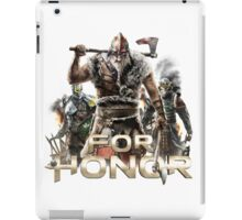For Honor #2 iPad Case/Skin