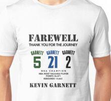 Garnet retire Unisex T-Shirt