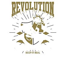 Revolution Photographic Print