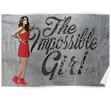 The Impossible Girl  Poster