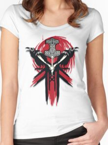 For Honor #3 Women's Fitted Scoop T-Shirt
