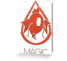 PM - Team Magic Greeting Card