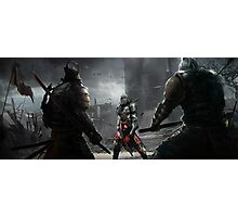 For Honor #5 Photographic Print