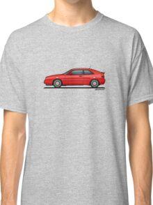 VW Corrado G60 Red Classic T-Shirt