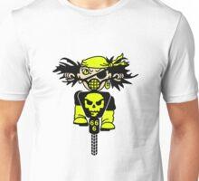 BMX Biker Pirate VRS2 Unisex T-Shirt